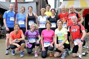 Clinic Halve Marathon